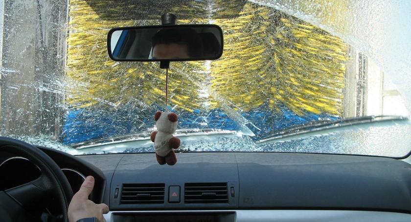 Moto, Jazda czystym samochodem jazda bezpieczniejsza - zdjęcie, fotografia