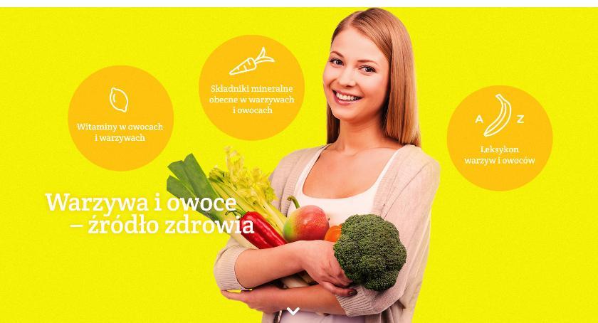 Smaczny Białystok, Wiemy więcej zbilansowanej diecie wiemy gdzie szukać informacji - zdjęcie, fotografia