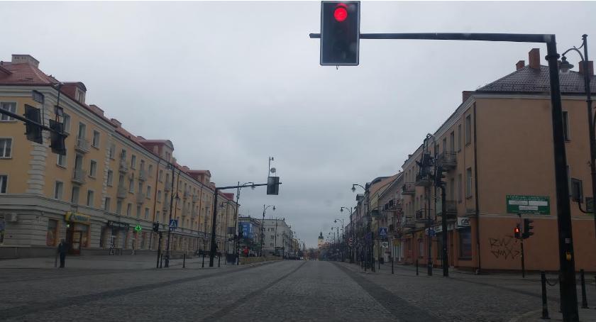 Styl Życia, Białystok traci drzewa Zyskuje wyższą temperaturę powodzie ratunku - zdjęcie, fotografia