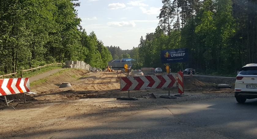 Moto, Duże pieniądze budowę dróg województwie podlaskim - zdjęcie, fotografia