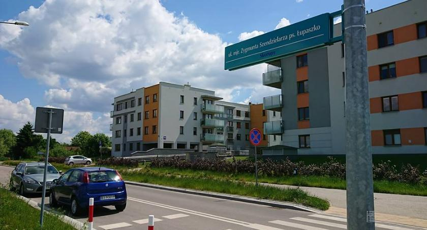 Wiadomości, Ulica Łupaszki zostaje - zdjęcie, fotografia