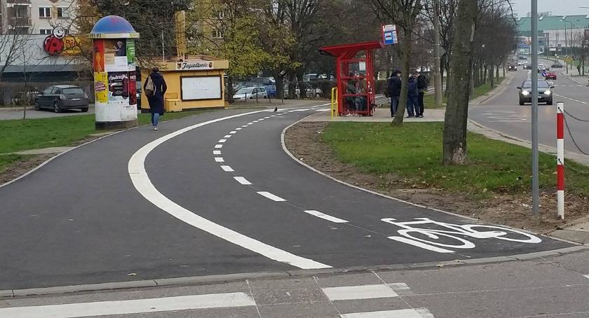 Moto, Białystok buduje drogi rowerów białostoczanie kochają - zdjęcie, fotografia