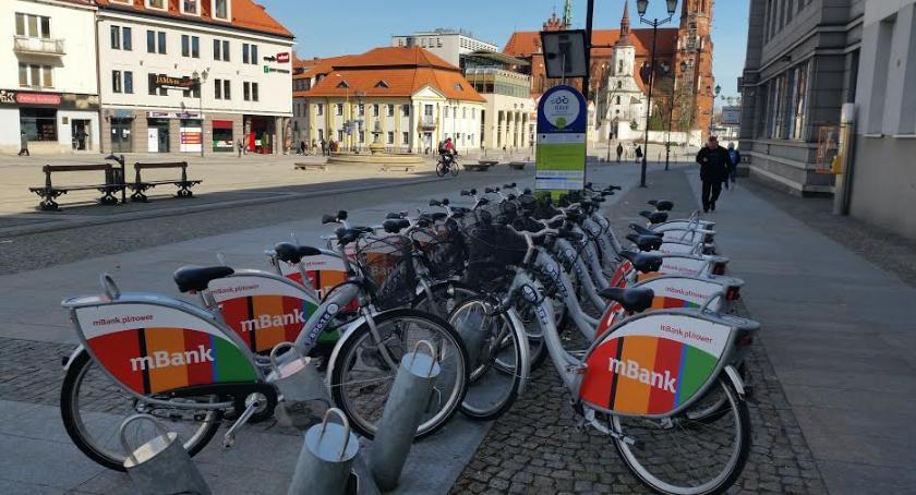 Co, gdzie, kiedy?, Białystok miejscu rankingu rowerowych systemów miejskich - zdjęcie, fotografia