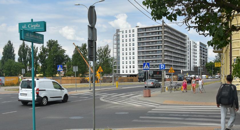 Wiadomości, Prezydent szuka wykonawcy ulicy Jurowieckiej powinien szukać - zdjęcie, fotografia