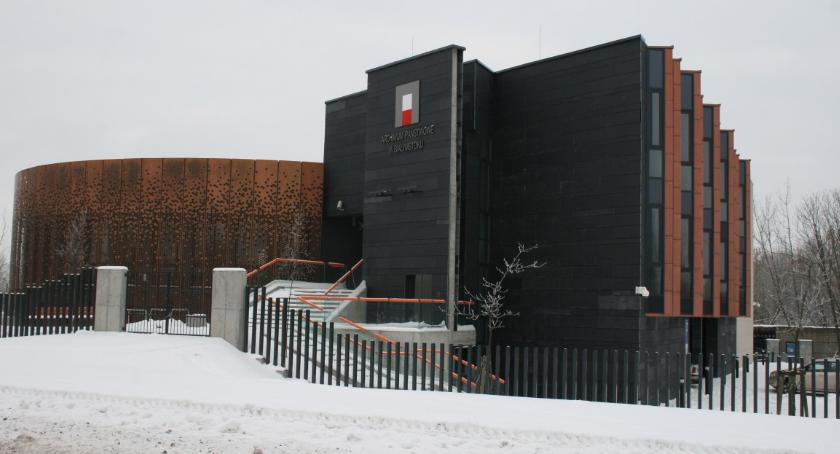 Wiadomości, Archiwum Państwowe siedzibie - zdjęcie, fotografia
