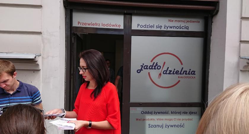 Smaczny Białystok, Chcesz podzielić jedzeniem Śmiało! Jadłodzielnia działa - zdjęcie, fotografia