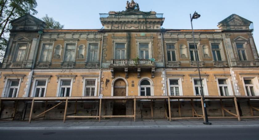 Wiadomości, Pałacyk Tryllingów sprzedaż czyli Białymstoku niszczeją zabytki - zdjęcie, fotografia