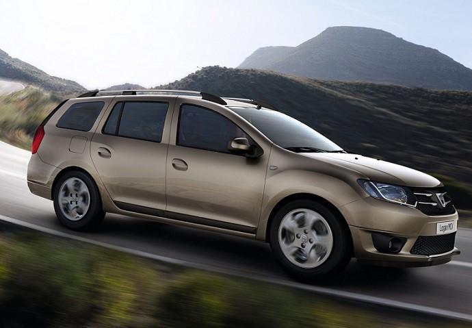 Moto, Dacia Genewie Ładniejszy Logan - zdjęcie, fotografia