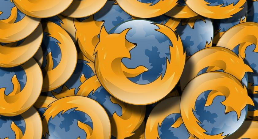 Styl Życia, Polacy pokochali Firefoxa - zdjęcie, fotografia