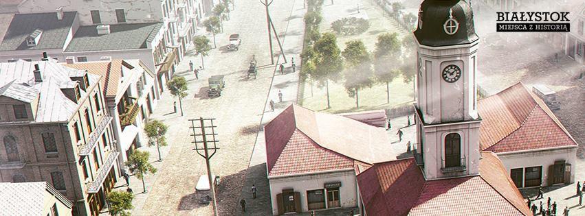 Styl Życia, Zobacz wirtualną panoramę dawnego Rynku - zdjęcie, fotografia