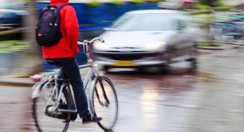 Styl Życia, Rowerowy Białystok więcej wypadków udziałem rowerzystów - zdjęcie, fotografia
