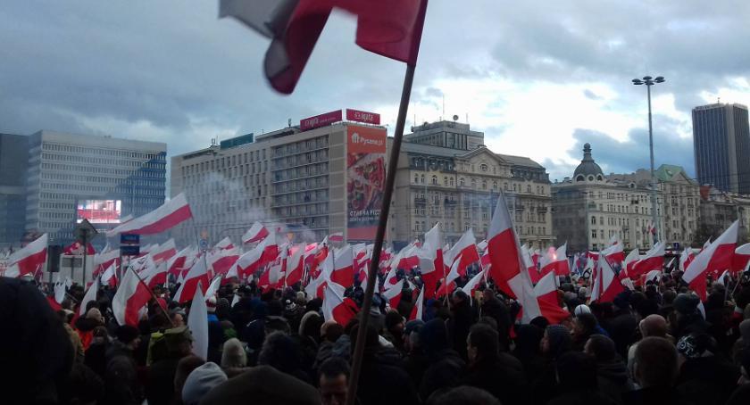 Wiadomości, Marsz Niepodległości bliżej Potrzebna pomoc - zdjęcie, fotografia