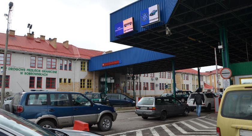 Wiadomości, przejściach granicznych trwają prace Występują czasowe utrudnienia - zdjęcie, fotografia