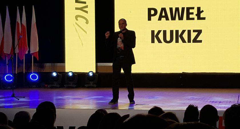 Wiadomości, Paweł Kukiz otworzy swoje biuro poselskie Białymstoku - zdjęcie, fotografia
