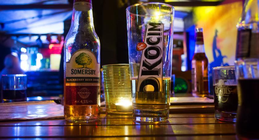 Styl Życia, Pijesz dużo alkoholu Zapraszasz siebie nowotwór - zdjęcie, fotografia