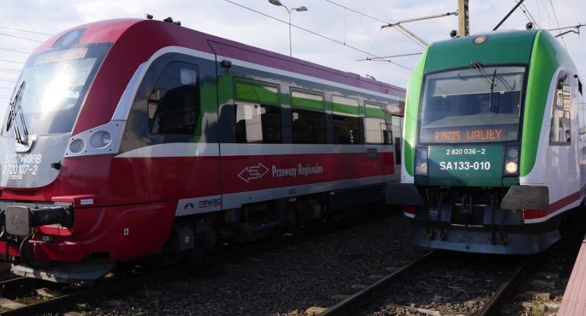 Wiadomości, Ponad milionów połączenia kolejowe województwie podlaskim - zdjęcie, fotografia