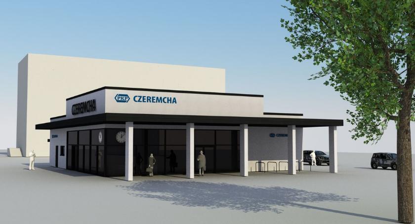 Wiadomości, Czeremcha będzie miała dworzec kolejowy - zdjęcie, fotografia