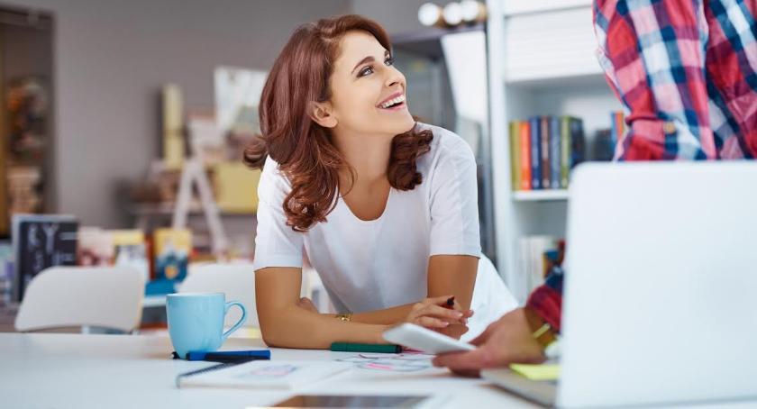 Wiadomości, Kobieta biznesie potrzebna Dlatego promować będą Pracodawcy - zdjęcie, fotografia