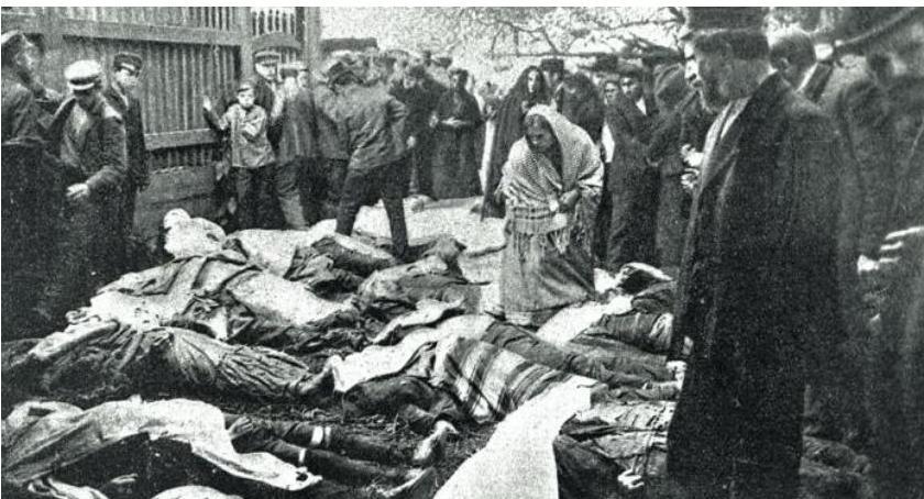"""Felietony, """"Bij Żyda!"""" czyli pogrom białostocki - zdjęcie, fotografia"""