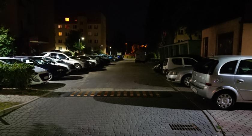 Moto, Parkingowy horror Białymstoku skończyć - zdjęcie, fotografia