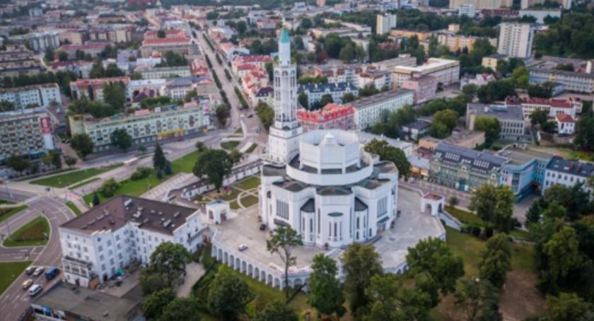 Co, gdzie, kiedy?, Białymstoku pomnik historii Kościół Rocha - zdjęcie, fotografia