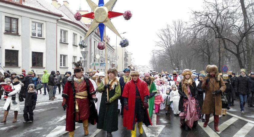 Styl Życia, Ulicami Białegostoku znów przejdzie Orszak Trzech Króli - zdjęcie, fotografia
