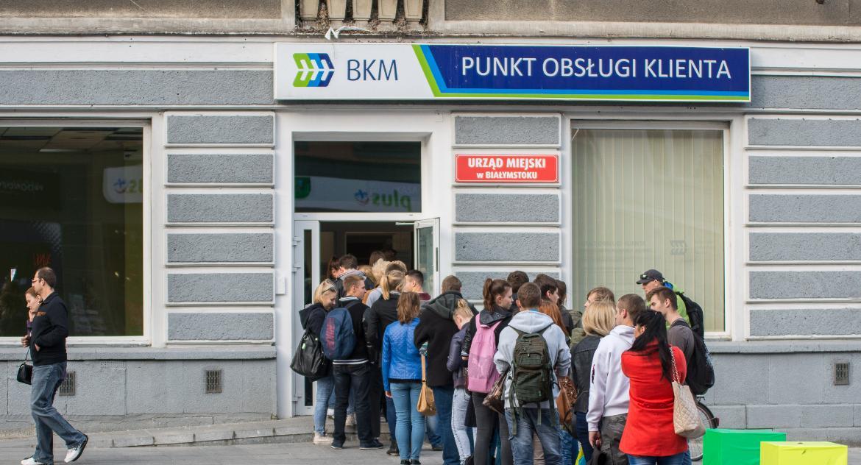 Wiadomości, Biletu odnawialnego Białymstoku będzie - zdjęcie, fotografia