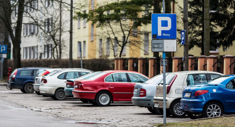 Moto, Białystok mógłby mieć ekologiczne parkingi będzie miał - zdjęcie, fotografia