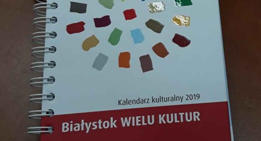 Co, gdzie, kiedy?, Białystok wydał kalendarz kulturalny - zdjęcie, fotografia