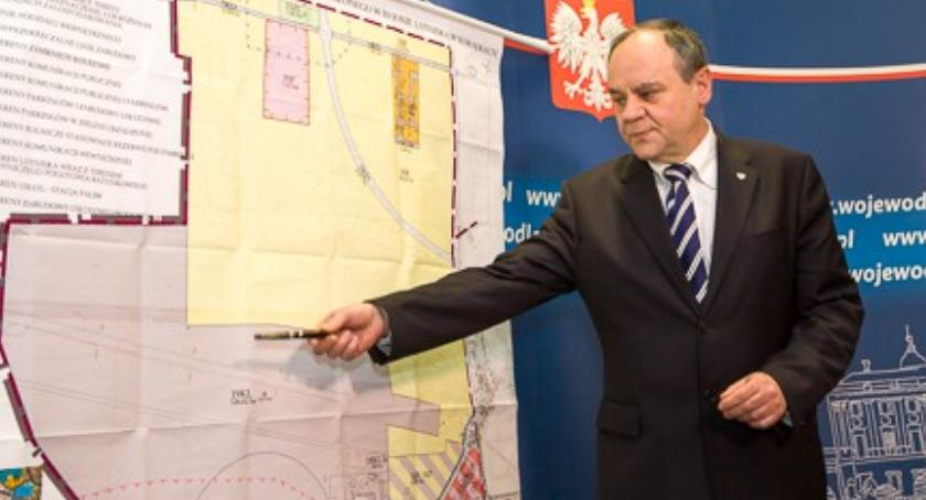 Wiadomości, Radni przegłosowali patrona ronda osobie Andrzeja Meyera - zdjęcie, fotografia