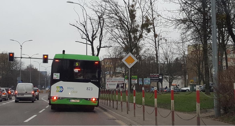 Wiadomości, Białystok idzie prąd zamiast prądem łączeniu transportu publicznego - zdjęcie, fotografia