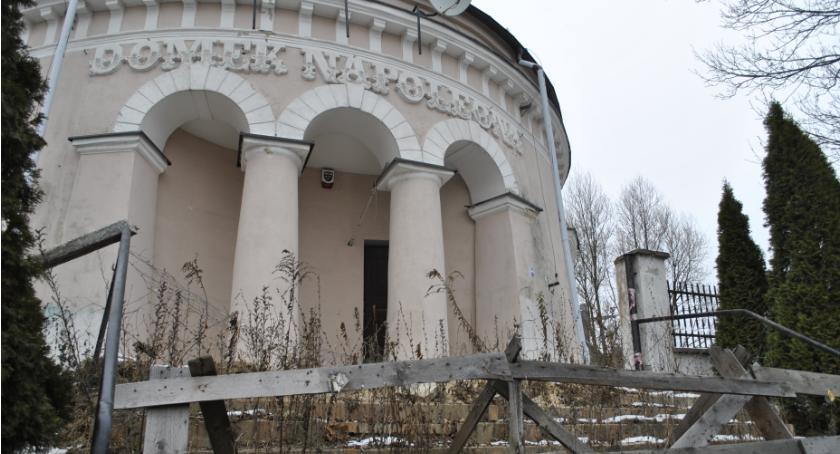 Co, gdzie, kiedy?, Domek Napoleona znów kupienia - zdjęcie, fotografia