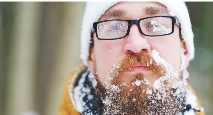 Styl Życia, Zaparowane okulary zimowa zmora okularników - zdjęcie, fotografia