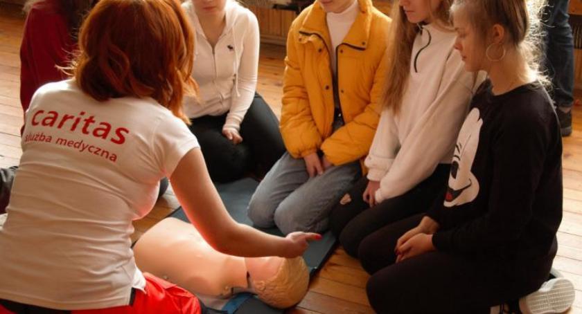 Co, gdzie, kiedy?, Caritas Archidiecezji Białostockiej uruchomił swoją służbę medyczną - zdjęcie, fotografia