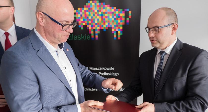 Wiadomości, Rozwój województwa możliwy współpracy przedsiębiorcami - zdjęcie, fotografia