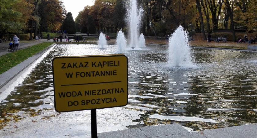 Styl Życia, Trzeba przejrzeć miejskie fontanny przed sezonem - zdjęcie, fotografia