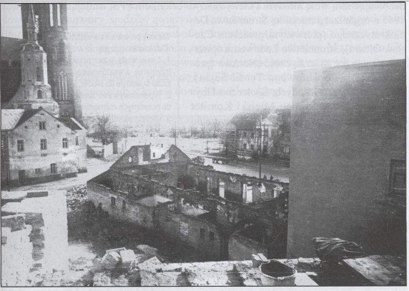 Styl Życia, wyglądał Białystok wojnie - zdjęcie, fotografia