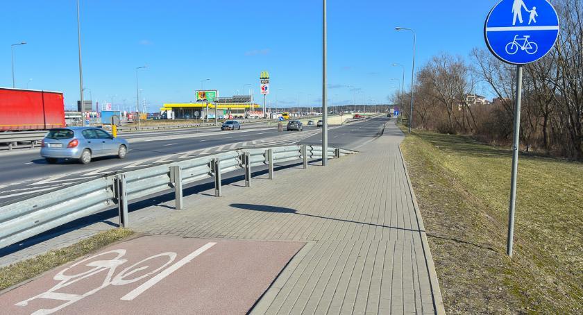 Co, gdzie, kiedy?, Fragment Trasy Generalskiej będzie miał drogę rowerów - zdjęcie, fotografia