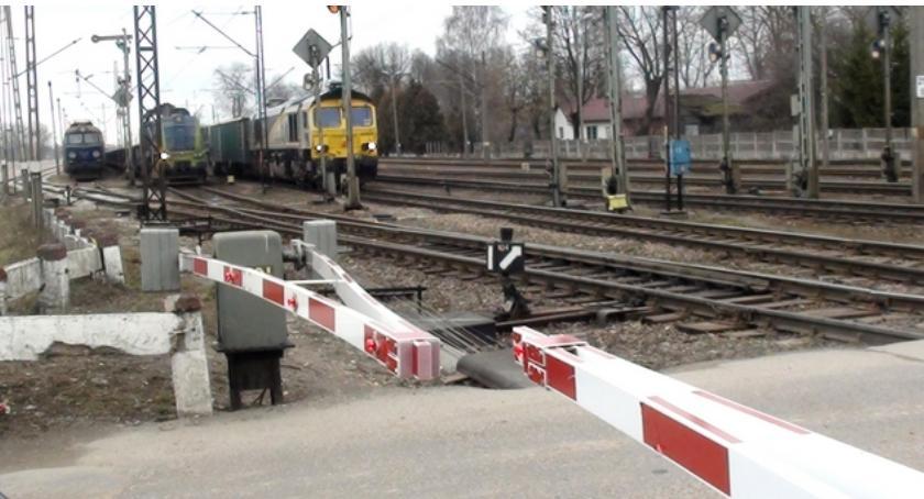 Wiadomości, Polska kolej bezpieczna - zdjęcie, fotografia