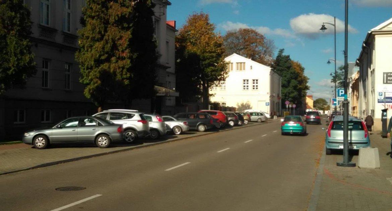 Moto, Warszawskiej osoby niepełnosprawne mają zaparkować - zdjęcie, fotografia
