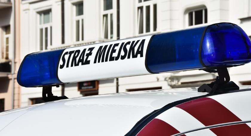 Wiadomości, Ponad pół tysiąca spotkań dziećmi odbyli białostoccy strażnicy miejscy - zdjęcie, fotografia
