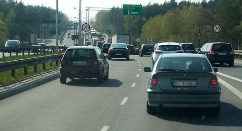 Moto, Dostać najszybciej Trasy Generalskiej korka będzie skoro będzie - zdjęcie, fotografia