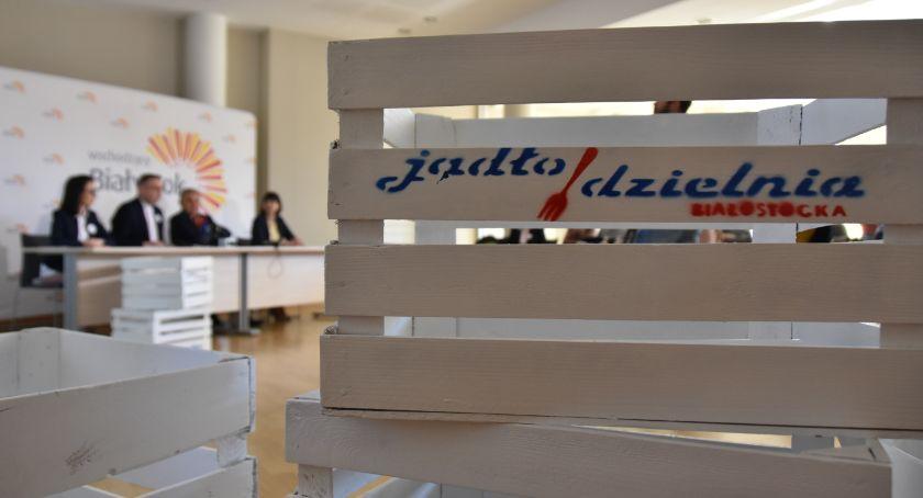 Styl Życia, Jadłodzielnia poszukuje ambasadora Dzielenie żywnością przebiegać sprawniej - zdjęcie, fotografia