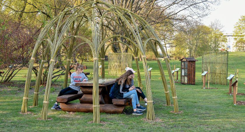 Styl Życia, Pierwszy edukacyjny gotowy Parku Antoniuk - zdjęcie, fotografia