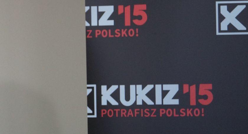Wiadomości, Nieprzekroczenie progu wyborczego słaby prognostyk jesień Kukiz '15 - zdjęcie, fotografia