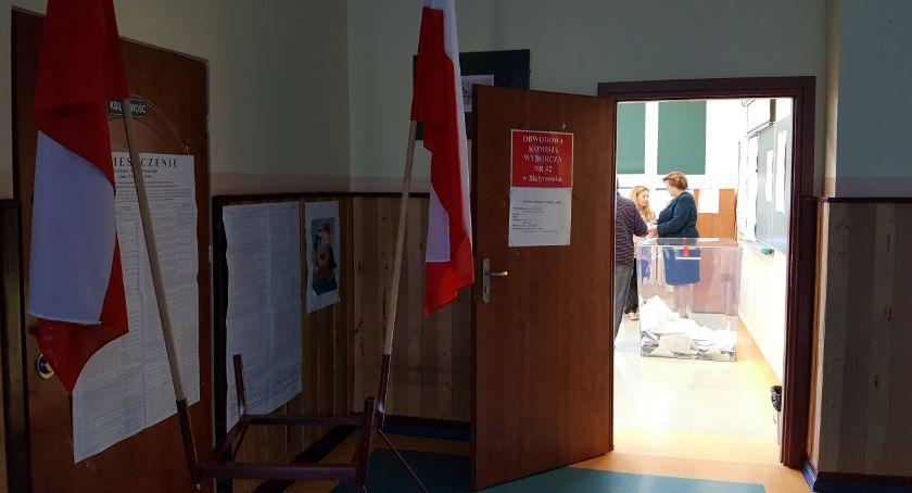 Wiadomości, zdeklasował gminach Największe poparcie miał Przytułach - zdjęcie, fotografia