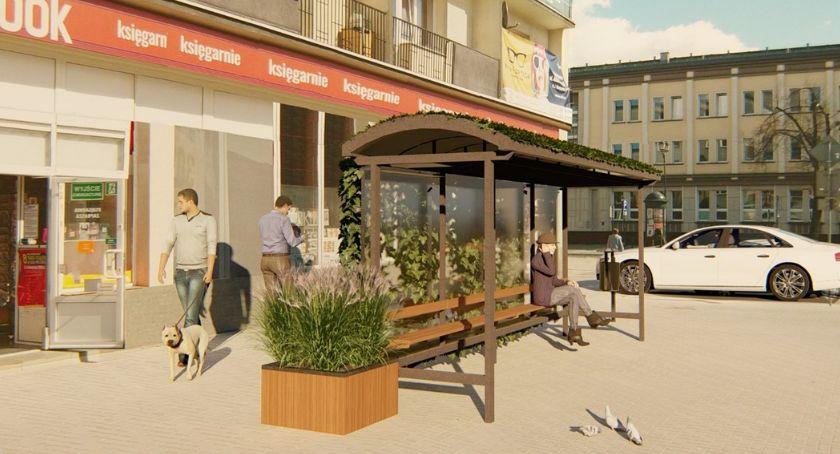 Co, gdzie, kiedy?, niespełna miesiąc będą Białymstoku zielone przystanki - zdjęcie, fotografia
