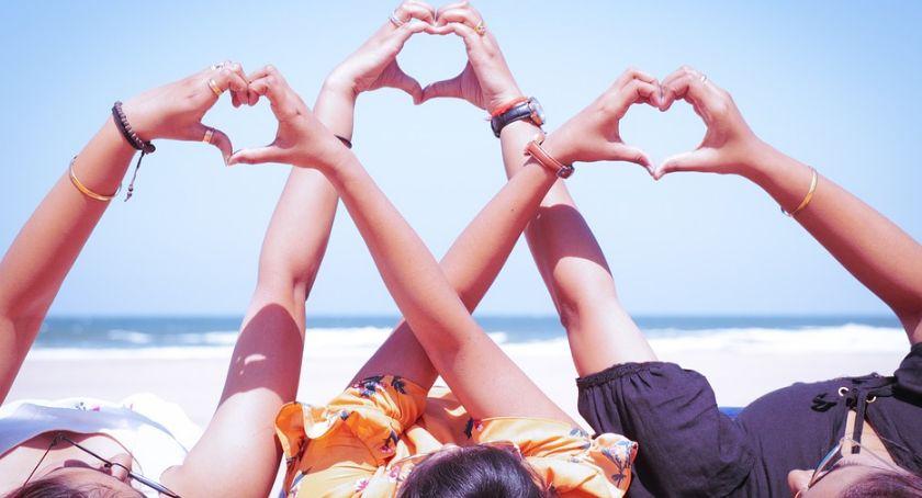 Styl Życia, Faceci zrozumieją plaży trzeba mieć dobry makijaż - zdjęcie, fotografia