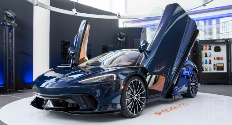 Moto, Warszawie Białymstoku również kupimy McLarena - zdjęcie, fotografia