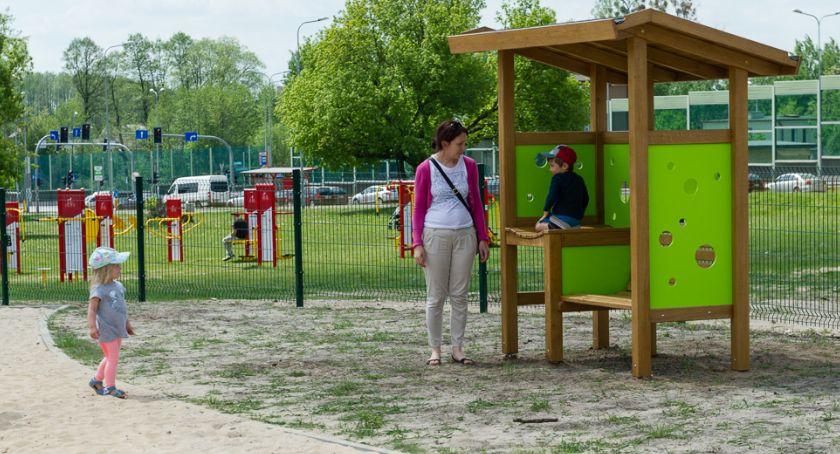 Wiadomości, Więcej ochłody może Parku Fredry - zdjęcie, fotografia